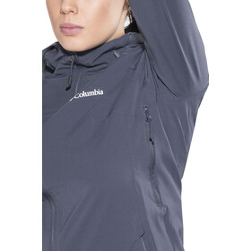 Columbia Trek Light Stretch Giacca Donna, nocturnal